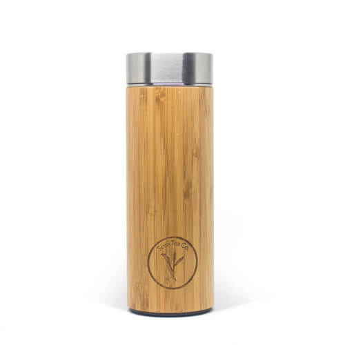Bamboo Tea Bottle 370ml